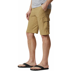Columbia Silver Ridge II Cargo Pantalones cortos Hombre, crouton